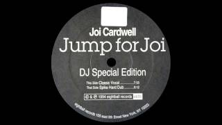 Watch Joi Cardwell Jump For Joi video