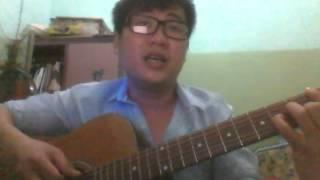 Anh Nhận Ra ( Khắc Việt ) cover guitar tập chơi