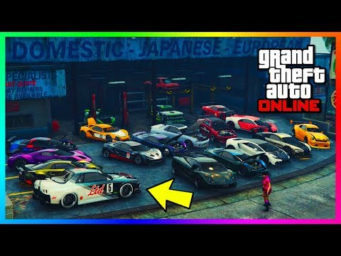 Rockstar Made A SECRET Change To GTA Online Nearly 2 Years Ago - 19 NEW DLC Cars Coming Soon & MORE!