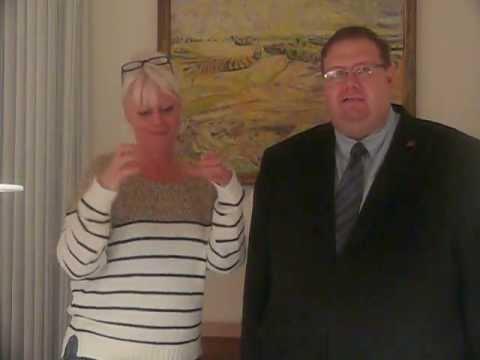 Dansk Folkeparti valgvideo med tegnsprog 2013