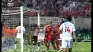 בני סכנין נגד הפועל תל אביב 1-1 עונת 2008-2009