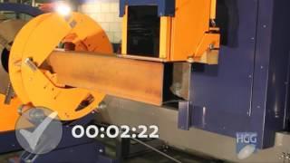 видео Стационарный аппарат плазменной резки металла