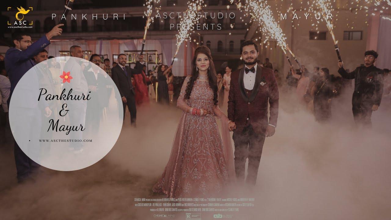 Wedding Glimpse | Mayur and Pankhuri #MayurPankh | Abhishek Sanyal Clickography (ASC)