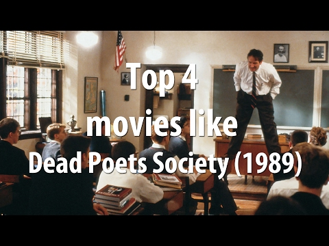 Top 4 movies like Dead Poets Society (1989)