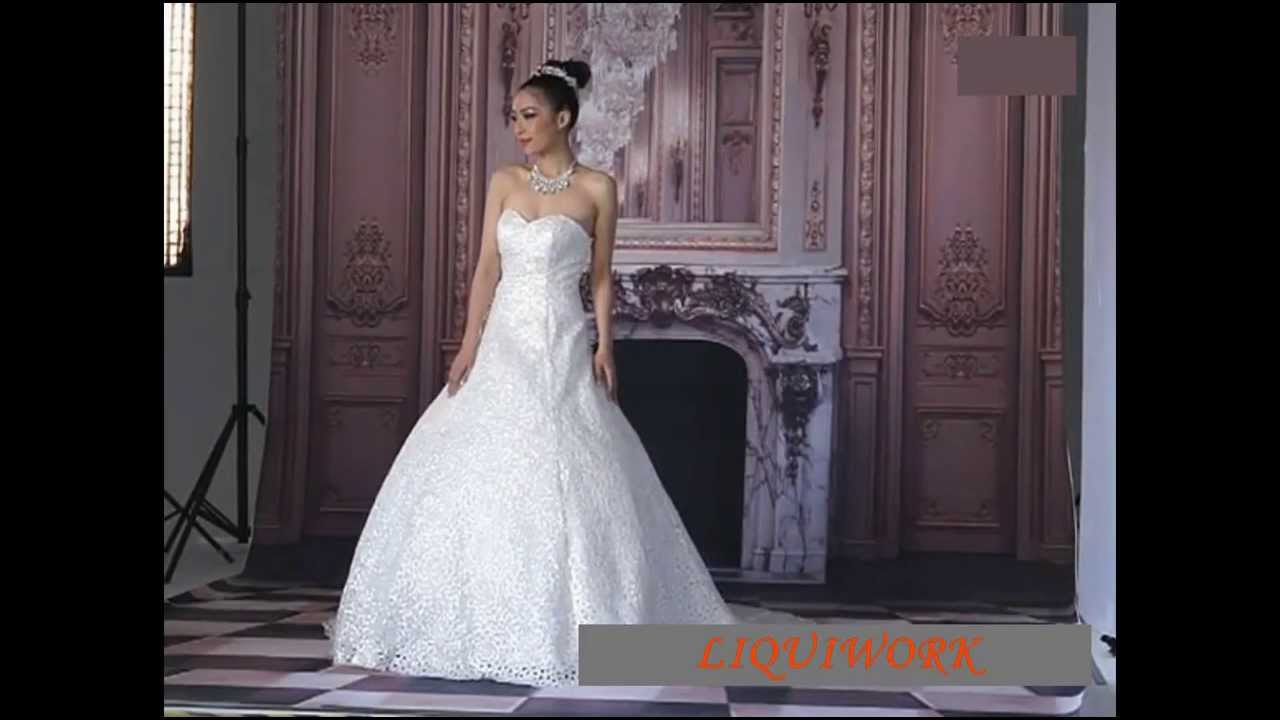 Ivory Ball Gown Wedding Dress: Ivory Off White Sequin Lace Sweetheart Wedding Bridal Ball