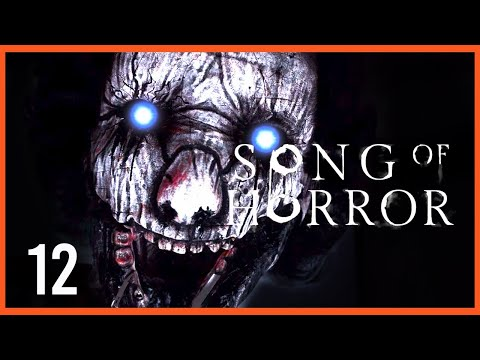 Song of Horror EP5 PT1 | NO DOUBT ABOUT IT, THIS GAME WANTS ME TO PERISH