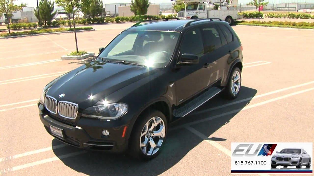 BMW X I SPORT PREMIUM TECH PKG REAR ENT NAV BT PDC W - 2007 bmw x5 4 8i for sale