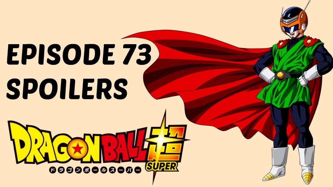 Dragonball Super 73