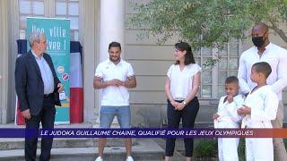 Yvelines | Le judoka Guillaume Chaine, qualifié pour les Jeux Olympiques