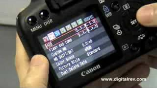 Canon EOS 1000D - First Impression Video by DigitalRev(Canon EOS 1000D(http://bit.ly/Cano1000D) delivers affordability while packing all the greatness we have come to expect from the Canon EOS system. Pricing ..., 2008-07-08T12:17:37.000Z)