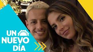 ¡'Chicharito' Hernández y Sarah Kohan serán papás! | Un Nuevo Día | Telemundo