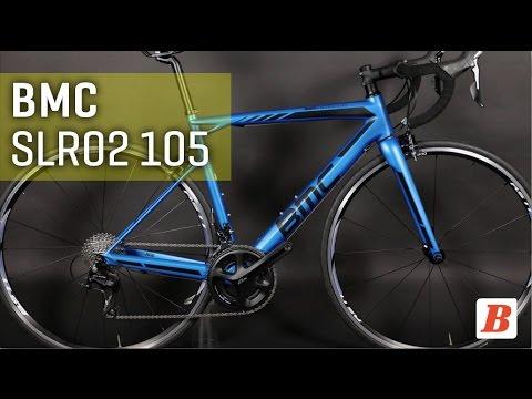 7b4f43d1253 First Look: BMC Teammachine SLR02 105 - YouTube