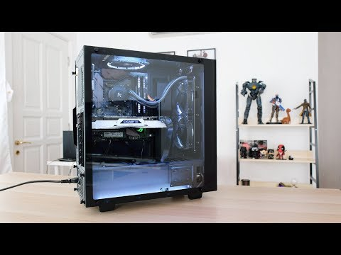 Aftershock PC's Custom Built Gaming PC - Hypergate - Joshua's Personal Gaming Computer