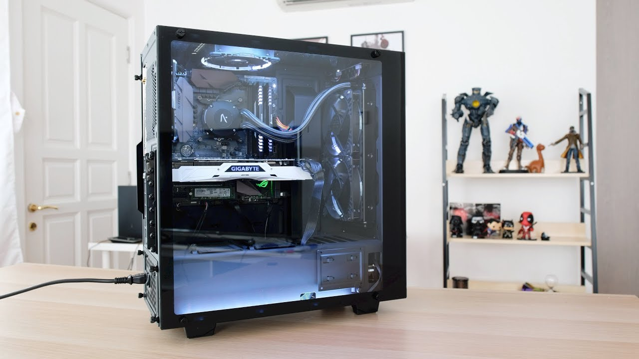 Aftershock PC's Custom Built Gaming PC - Hypergate ...