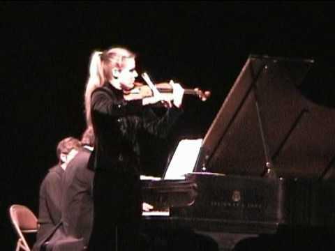 SAINT-SAËNS Havanaise op. 83 - Sabrina-Vivian Höpcker, Violin