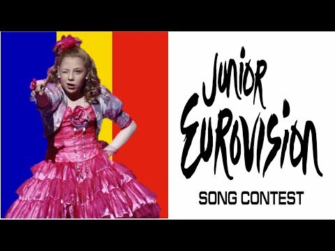 Junior Eurovision 2003 - 2017:My Top 4 Entries Of Moldova