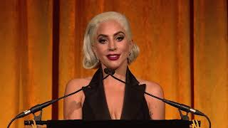 Nbr Gala 2019 — Lady Gaga  Best Actress