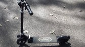LR8 43 5 Miles Long-Range Electric Scooter - Black - YouTube