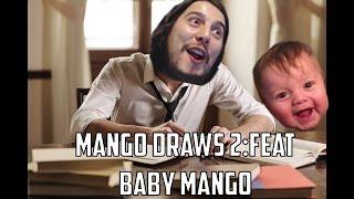 Mango Draws Part 2: Baby Mango Knows Mango Can't Draw