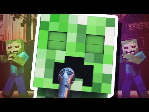 Thumbnail: MINECRAFT'S GOT TALENT!!