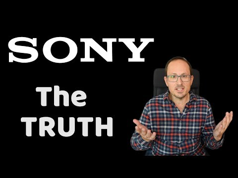 The Truth About Sony