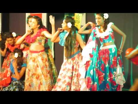 Sega Dance by Mauritian students in Pune, India