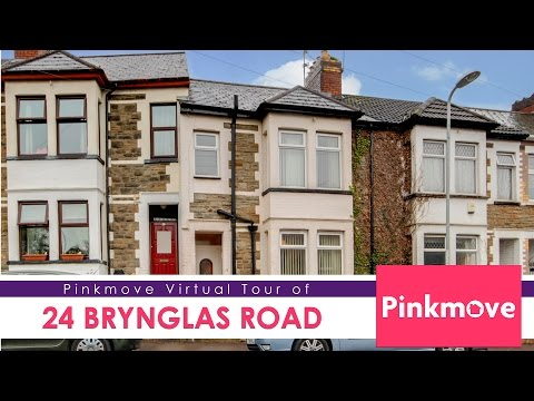Pinkmove Virtual Tour of 24 Brynglas Road