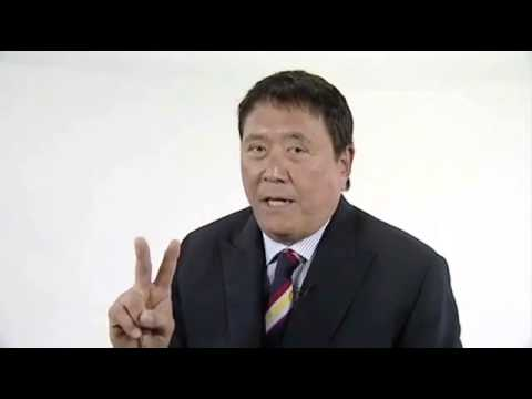 Four Asset Classes - By  Robert Kiyosaki