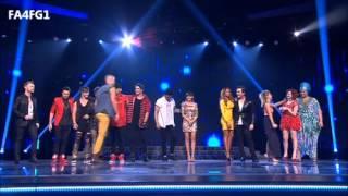 The X Factor Australia 2012 - Live Decider 5 - TOP 8