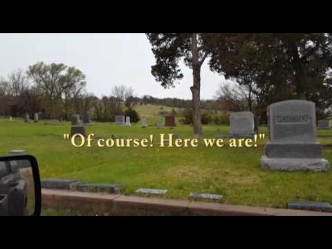 SAGE goes to Elba Cemetery, Elba, NE: An Unexpected Truth