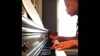 The Boondocks ending theme piano