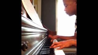 The Boondocks ending theme piano