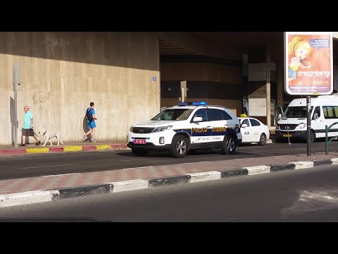 [Israel] Haifa Police SUV Responding Modified