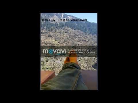 James Bay - Let It Go (Vocal Cover)
