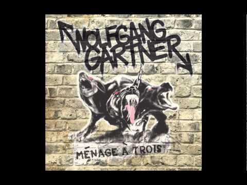 Wolfgang Gartner - Menage A Trois (Cover Art)
