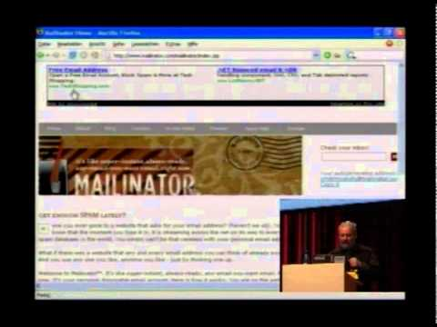 22C3 - Private investigation in searching - FRAVIA +RIP