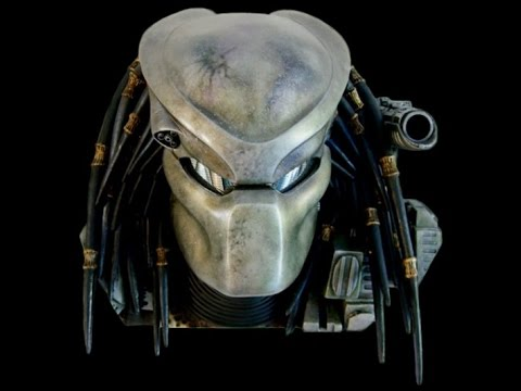 My Predator Mask