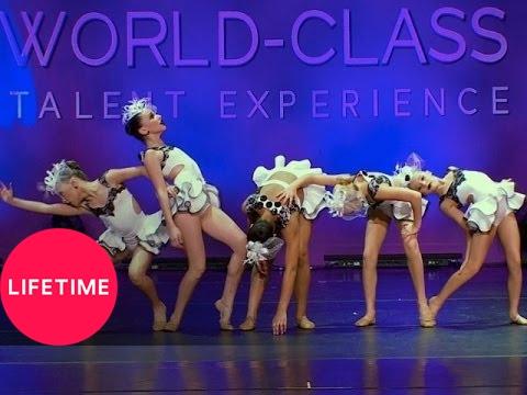 Dance Moms: Group Dance: The Domino Effect (S5, E9) | Lifetime