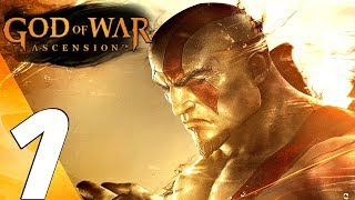 God of War Ascension - Gameplay Walkthrough Part 1 - Prologue (Full Game)