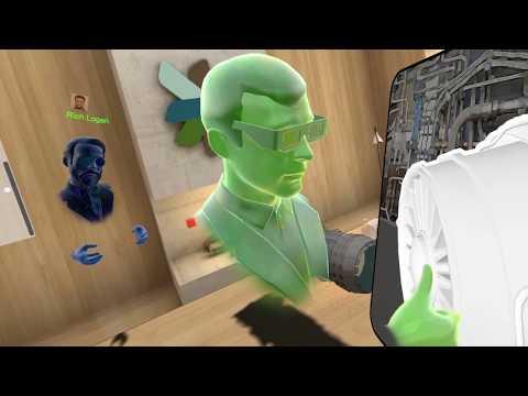 Oculus for Business: Cisco Spark VR