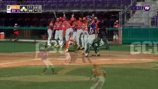UTRGV Baseball Goes Extra Innings Again to Complete Sweep of Grand Canyon