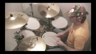 Drumcover Ryan Sheridan-Walking in the air