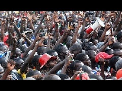 Togo: Le regime de Faure Gnassingbé face à la rue determiner à ce faire entredre