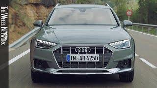 2020 Audi A4 Allroad Quattro | Driving, Interior, Exterior