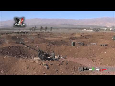 Syrian Army foils an attack on Kroom Jaba and Bazak in Quneitra countryside