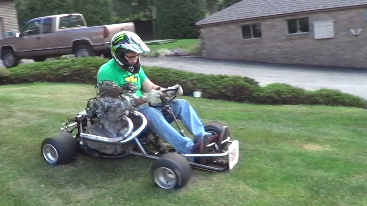 Muscle Car Go Kart For Sale