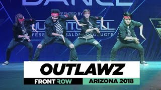 Outlawz | FrontRow | World of Dance Arizona 2018 | #WODAZ18