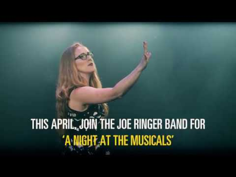 The JRB present 'A Night at the Musicals' 2018