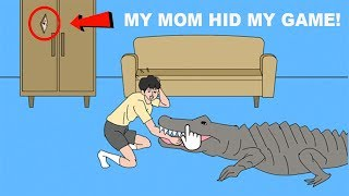 My Mom Hid My Game! - Tons of Fun!!   Cheap Nintendo Games