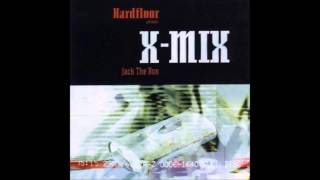 X-Mix 10 Hardfloor - Jack The Box 1998